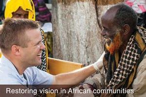 Medical Eye Center restoring vision in African communities