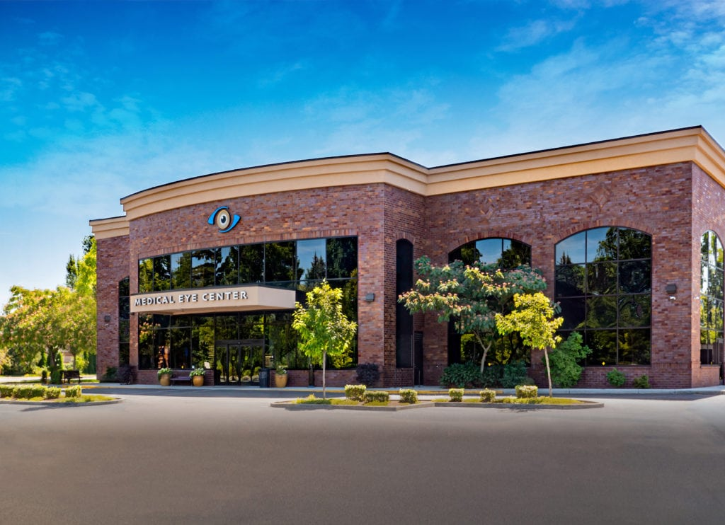 Medical Eye Center Medford Oregon Building