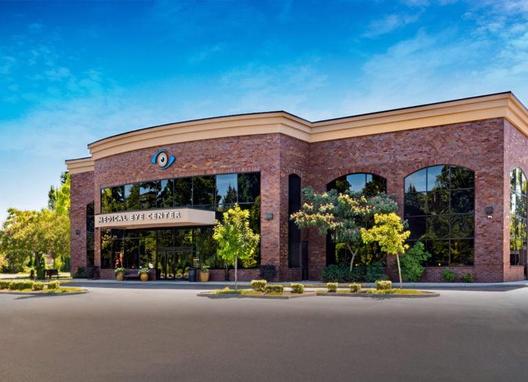 Medical Eye Center Medford Oregon Building