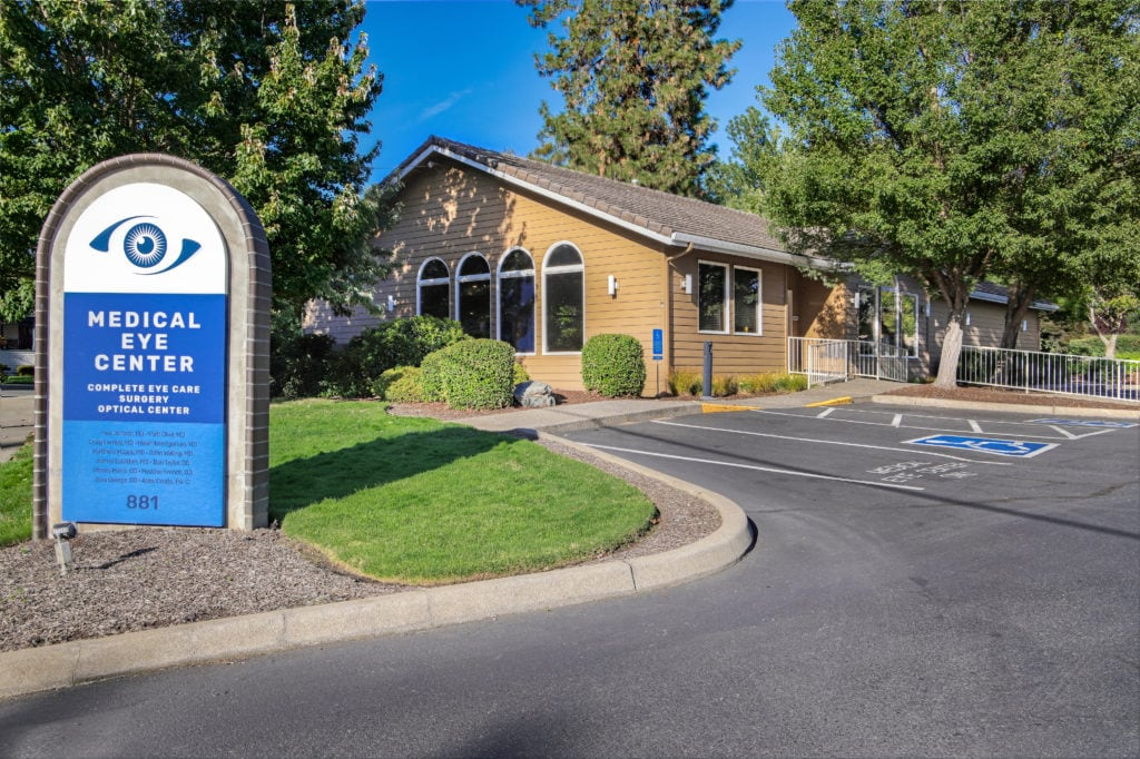 Medical Eye Center Grants Pass, OR