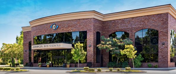 Medical Eye Center Building, Medford